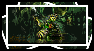 Swamp Insect Tag by Fr1ction