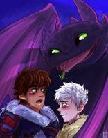 Toothless the Matchmaker (Hijack) by KT-ExReplica