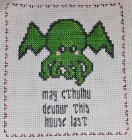 May Cthulhu Devour This House Last by MordsithCara