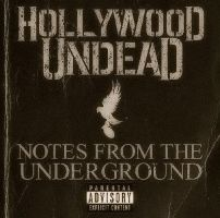 Notes from the Underground. by beahufan