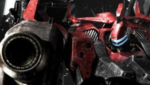 Armored Core PSP wallpaper 2 by Foxzone91