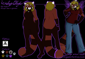 Sage Firefox Reference Sheet by sweetmorpheus