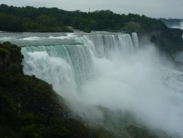 Niagara Falls 5 by raindroppe