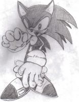 sonic the  hedgehog  pic by Callihanclan