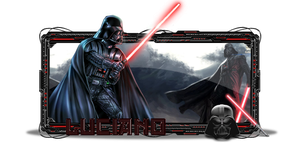 Darth Vader by Luciano246BR