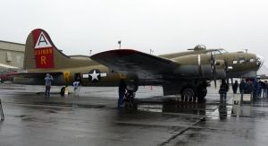 Boeing B-17G Flying Fortress by shelbs2