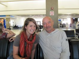 Photo with Terry O'Quinn by Doctor-Pencil
