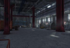 Abandoned Factory by subaru01rins