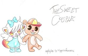 Raimbowy And Pop Children by Hippiesforever14