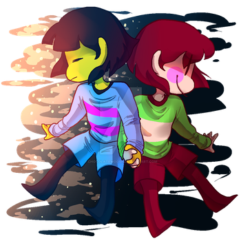 UNDERTALE - Soul by Chocolatewoosh