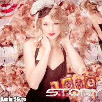 Blend Taylor Swift -Love Story- by RunFor5Guys