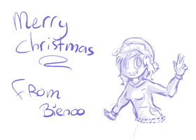 Merry christmas by Bienoo-Adopts