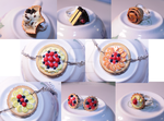 ETSY UPDATE tarts and other assorted rings by roxaswantsacupcake
