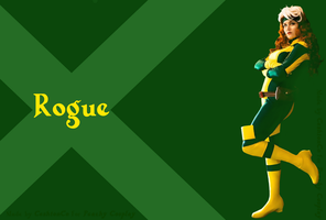 X-Men: Rogue by CeshionCo