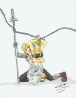 FMA:Bond by Chains by Ryoko-and-Yami