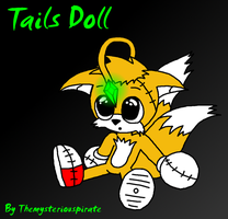 Cute Tails Doll 3 by Themysteriouspirate