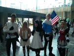 Otakon 2014: Bravely Default by grantjoey45