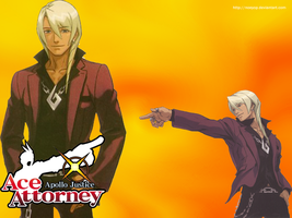 Wallpaper Klavier Gavin by Noeyop