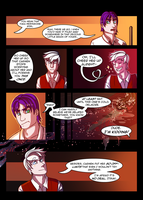 Under the Skin: Page 31 by ColacatintheHat