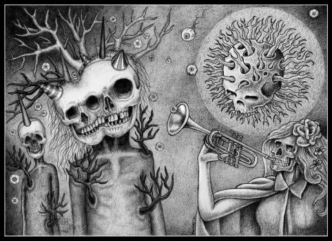 Festival of Death by offermoord