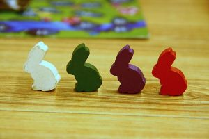 Day 263: Rabbits by coolwanglu