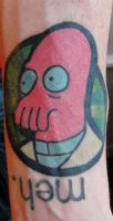 Dr John A Zoidberg by CakeinyourFace