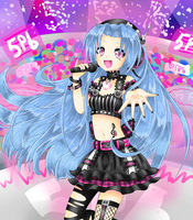 5pb by YanatheHedgehog