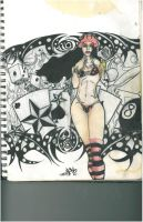 Ode TO Ink by SeclusionStudios
