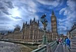 Palace of Westminster (HDR) by deluxe5584