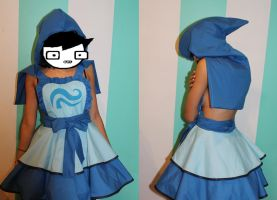 John Egbert Inspired Cosplay Pinafore Commission by DarlingArmy