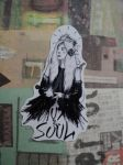 Sticker soul by YohProject