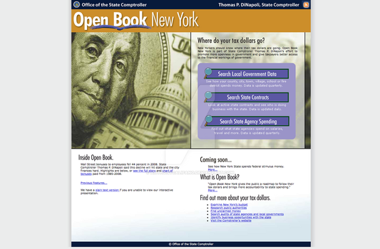 Open Book New York 1.0 by anthonycalifano