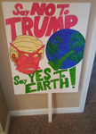 Climate March Poster *Complete* by RedAmerican1945