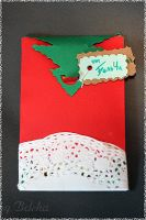 Christmas envelope by sjupiter-belcha