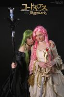 Code Geass: Girls by wtfproductionsskits