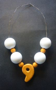 Finished Necklace by Brothershinto