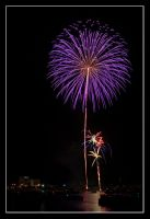 Fireworks 9 by RaynePhotography