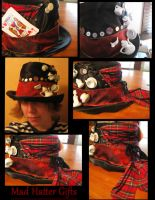 Tea Time Top Hat by mad-hatter-inc