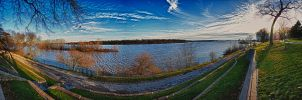 The Maumee River by TreborEevob