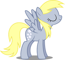Vector #54 - Derpy Hooves #2 by DashieSparkle
