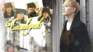 Eunhyuk Wallpaper 18 by ForeverK-PoPFan