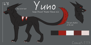 Yuno Reference by Comet-117