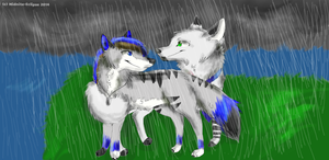 (PC)~Through The Storm~ by Midnite-Eclipse