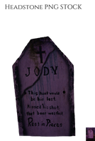 Headstone PNG STOCK by KarahRobinson-Art