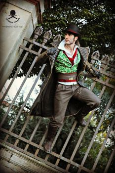 Jacob Frye - ACSyndicate Cosplay Art by Leon Chiro by LeonChiroCosplayArt