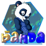 The Panda by TaviMunk by Pandafox1213