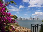 Panama city by burcyna