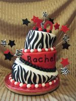 Topsy Turvy Cake by jwitchy65