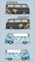 himaens VW T2 Parade by himaen