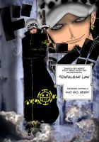Trafalgar Law by XD0013812